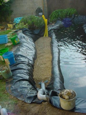 bassin preforme avec lagunage